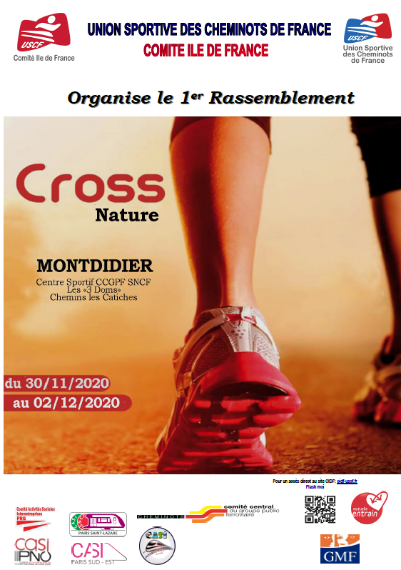 RASSEMBLEMENT CROSS NATURE